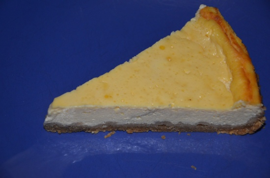 German Cheesecake