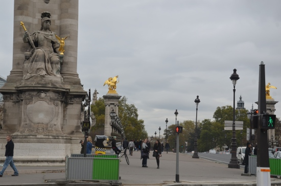 Around Les Invalides